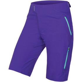 Endura SingleTrack Lite II Shorts Dame cobaltblue
